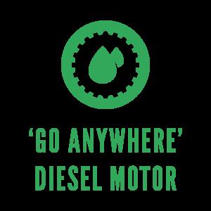 6x4 Diesel